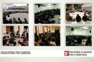 5to Foro nacional de educación 01