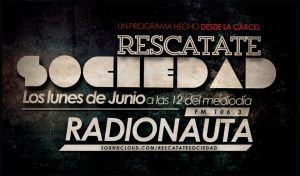 Flyer Rescatate!