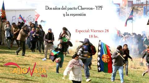2 años ypf-chevron