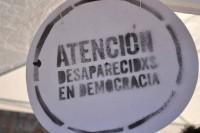 desaparecidxs en democracia