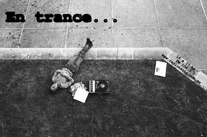 en trance