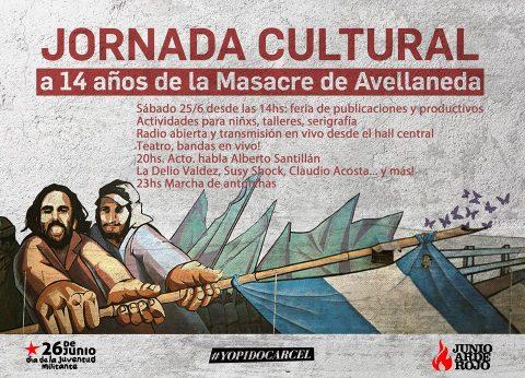 dario y maxi jornada cultural